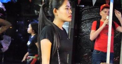 2 am – 4 am in Strolling Street Pattaya, March 2020