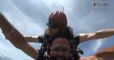 Skydiving Pattaya,Thailand. Feel the surprise of Earth