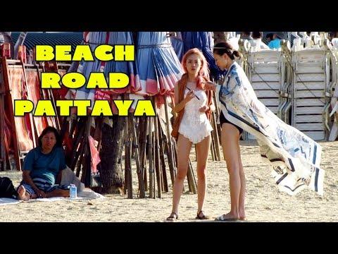 Soi 6 / Seaside Avenue and a Bit of Buakhao – Pattaya Thailand