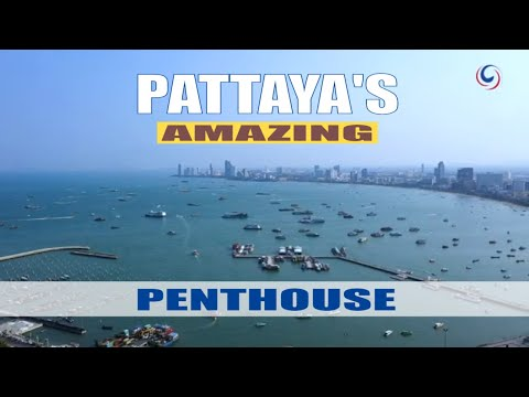 Pattaya's indubitably out of the ordinary Penthouse!