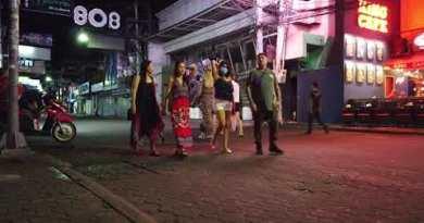 Pattaya – Walking Boulevard Now