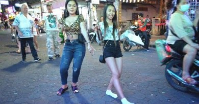 Pattaya Nightlife on Sunday
