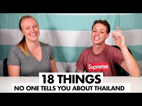 Thailand Shuttle Pointers: 18 Things No one Tells You