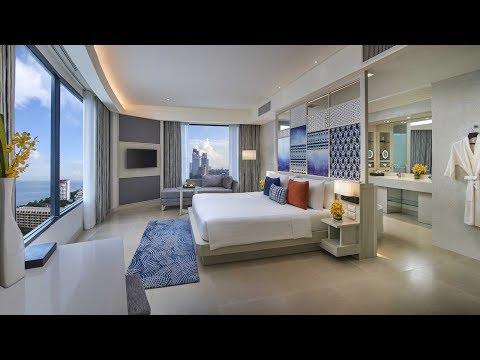 Amari Ocean 5 Superstar Resort Review Pattaya Thailand