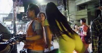 (4K) Filled with Apt Other folks, Walking Street, Pattaya 2019 June