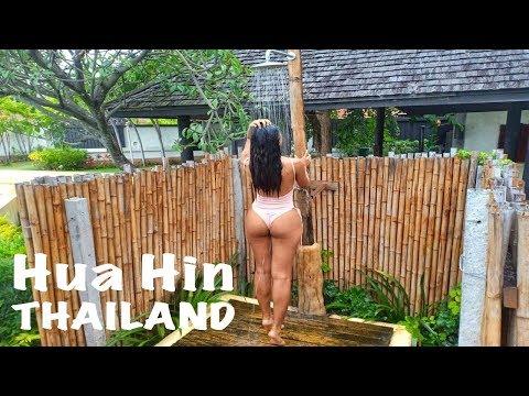 Paradise Came upon – Bangkok To Hua Hin Thailand (Luxurious Hua Hin Hotel Beach Resort)