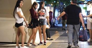 Bangkok Night Scenes – April 2020