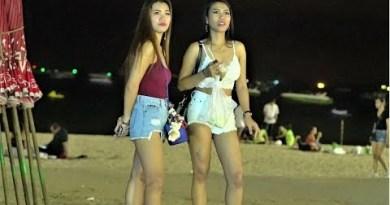 Pattaya Beach Street that we misplaced… – Vlog 270