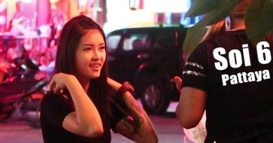 Pattaya Soi 6 & Contemporary Regulations