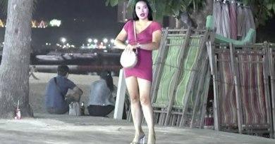 Pattaya Seaside Boulevard that we misplaced… – Vlog 269
