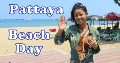 Pattaya Seaside Day, Pattaya, Thailand