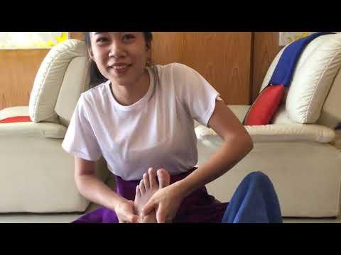 Thai Foot Rub down in Pattaya, Thailand handiest $ 5 Phase 1