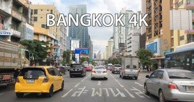 Bangkok 4K – Using Downtown – Thailand