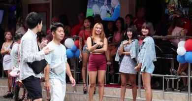 Pattaya Soi 6 Sunlight hours Scenes and Extra