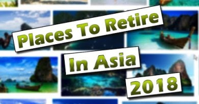 The Most attention-grabbing Locations To Retire In Asia (2018)