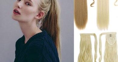 MANWEI 24 дюйма синтетические волосы длинные прямые высокотемпературные волокна обертывание вокруг конского хвоста наращивание волос 120 г