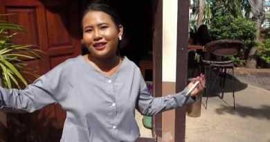 Thailand's Handiest Resort Receptionist? – $15 Pattaya Resort — Bonkai Resort