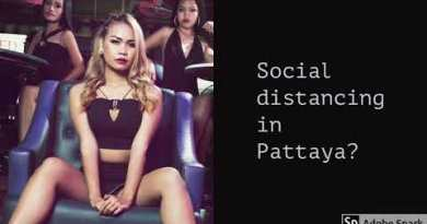 Social distancing in pattaya. How are you able to? Is it doubtless?