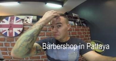 Where To Earn Professional Haircut in Pattaya, Thailand