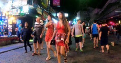 Evening Lifestyles kaisi hai walking avenue in Pattaya | Foreigner TV