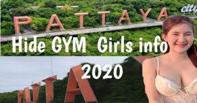 Pattaya metropolis  tag veil GYM knowledge 2020