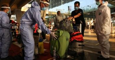 Contemporary quarantine venues for returnees in Bangkok