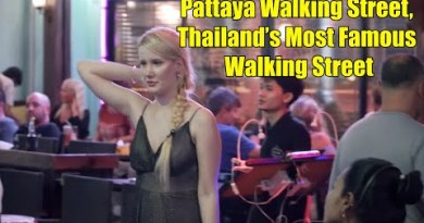 Pattaya Strolling Road a purple gentle region, Thailand's Most Neatly-known Strolling Road