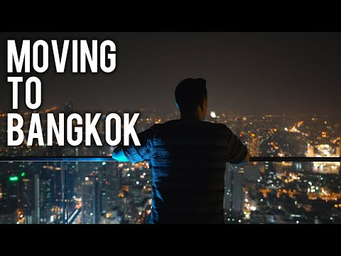 I Moved From Boston to Bangkok | Living in Thailand