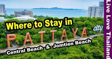 Where to preserve in Pattaya Thailand | Shut to the Beach & Nightlife #livelovethailand