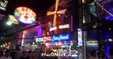 Pattaya – Strolling avenue – #77