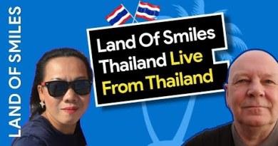 Thailand Live Bolt with Simon, Mem and Guests.