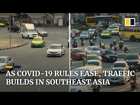 Net site visitors builds again in Vietnam, Thailand and Myanmar as coronavirus measures step by step ease