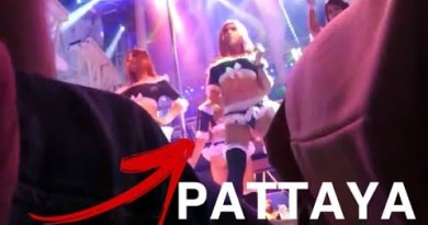 Pattaya, a cidade develop Pecado! Impress Noturno no Closing