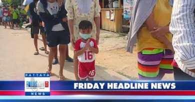 HEADLINE NEWS from Thailand & Pattaya – 5th June 2020