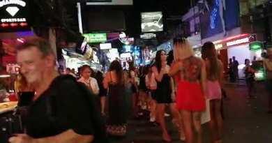 Early Morning Pattaya Thailand – Video taken sooner than Shut Down