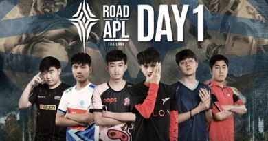 Avenue to APL 2020 Thailand Day 1