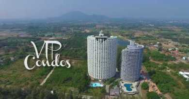 VIP Condos on Mae Ramphueng Seaside in Rayong, Thailand – Drone Video