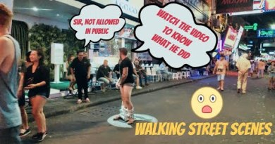An Indian Guy Playing the nightlife of Pattaya, Thailand | Walking Avenue | Attain's & Dont's