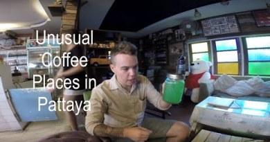 3 Irregular Espresso Locations in Pattaya, Thailand