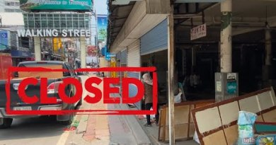 Will Pattaya Continue to exist? – Bars Getting Torn Down, Inns, Bars, Beach even many 7-Eleven's Have Closed