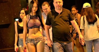 Pattaya that we lost… A complete bunch joyful couples on the streets – Vlog 277