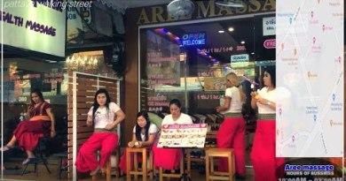 Pattaya Massage Retail outlets (S Pattaya Motorway) [Pattaya & Walking Street] [2020]