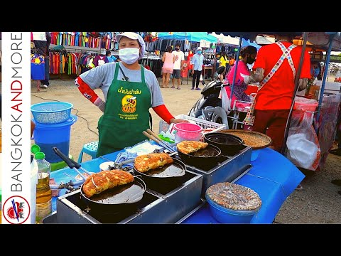 PATTAYA Market And Avenue Meals