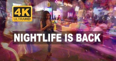 PATTAYA'S NIGHT LIFE IS BACK (ALMOST)