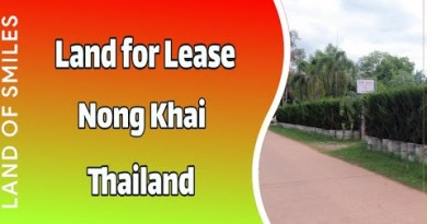 Land for Lease in Thailand Nong Khai Province (2020)