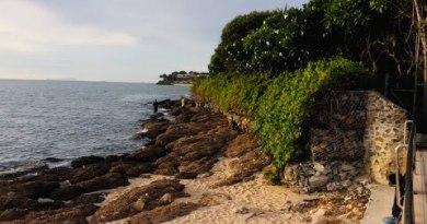 19.juni 2020 Pattaya Pratumnak Coastline 6pm Deutsch Bayrisch Thailand