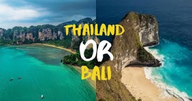 Is Thailand or Bali Greater? The Details.