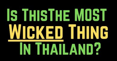 The Most Contaminated Aspect in Thailand? Why Thai's Are in Debt
