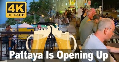 Almost ALL Restrictions In Pattaya Enjoy Been Lifted | Beaches, Rub down Shops, Shops are Open
