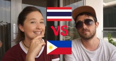 Philippines OR Thailand?   Which Is Handiest To Dash?